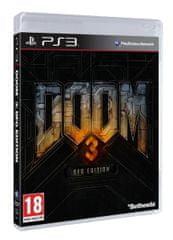 Bethesda Softworks igra Doom 3 BFG Edition (PS3)