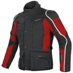 Dainese pánská enduro moto bunda  D-EXPLORER GORE-TEX černá/červená