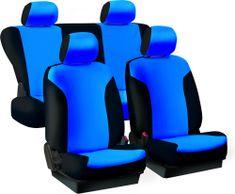 Tech prevleke za sedeže Urban, modro-črne