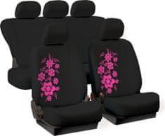 Harmony prevleke za sedeže Lady, črne