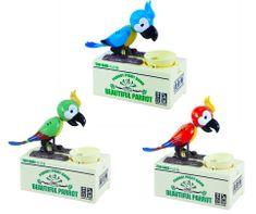 Rappa Pokladnička hladový papoušek - různé barvy