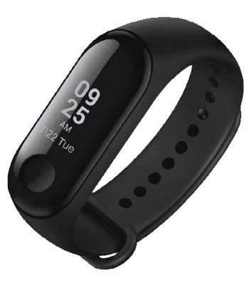 Xiaomi Mi Band 3, černý