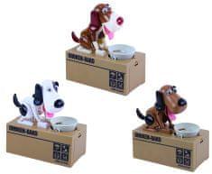 Rappa Pokladnička hladový pes - různé druhy