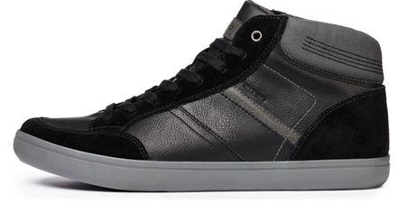 Geox férBox férfi boka sportcipő 43 fekete