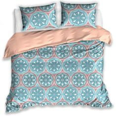BedTex posteljnina iz bombaža Mandala, 140 x 200 / 70 x 90