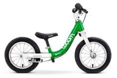 """Woom  1 Green 12"""" dětské odrážedlo"""