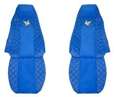 F-CORE Potahy na sedadla FX02, modré