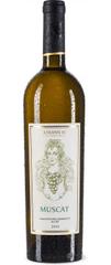 Johann W Muscat 2014, známkové víno, Koskov