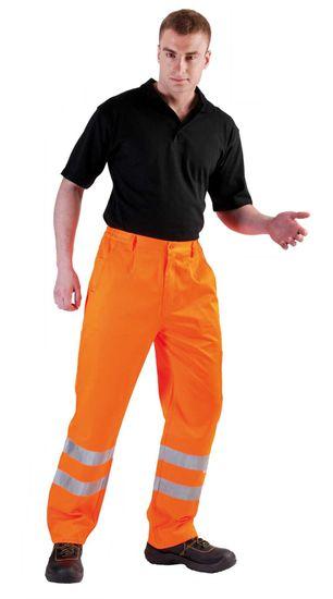 Cerva Reflexné pracovné nohavice Koros pánske