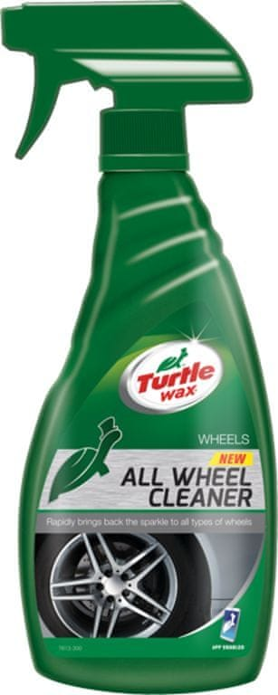 Turtle Wax Čistič disků kol, Redline - Wheel Cleaner, 500 ml