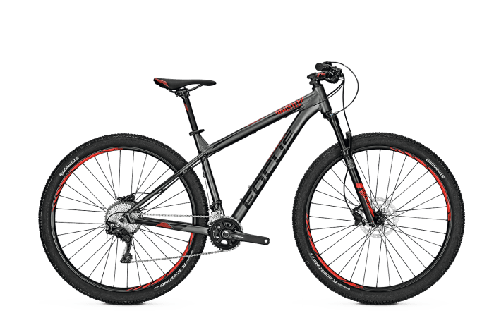 Focus Whistler SL 29 2018 Irongrey Matt horské kolo, vel. M