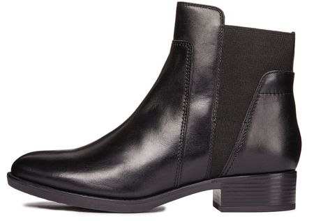 Geox dámská kotníčková obuv Felicity 41 čierna