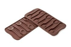 Silikomart Silikonová forma na čokoládu – lžičky