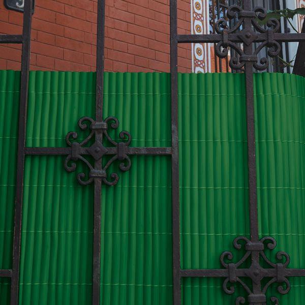 TENAX SPA Umělý rákos RIO 1m x 5 m - zelená barva
