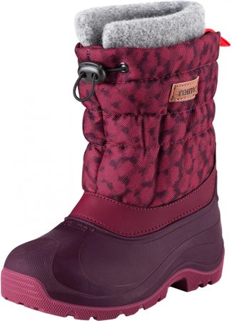 Reima Ivalo dark berry 24-25