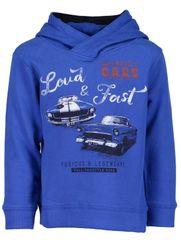 Blue Seven chlapecká mikina s auty