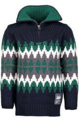Blue Seven wzorzysty sweter chłopięcy