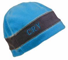 CRV Zimná flísová čiapka Tiwi modrá/sivá XL/XXL