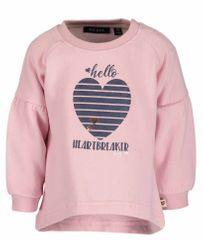 Blue Seven dziecięcy sweter z sercem