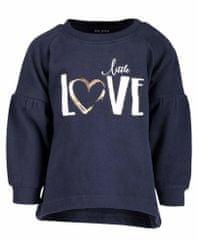 Blue Seven dziecięcy sweter Love