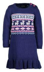 Blue Seven wzorzysta sukienka dziewczeca