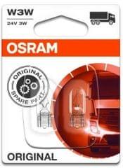 Osram Žárovka typ W3W, 24V, 3W, Standard