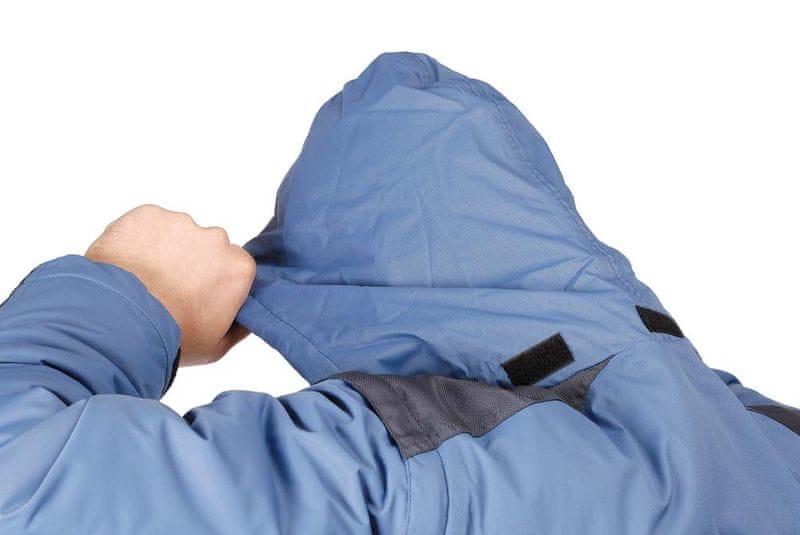 ... 13 - Allyn Zimná bunda 2v1 pánska sivá S ... d49a62b0968