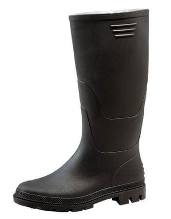 Boots Gumáky Ginocchio PVC čierna 44
