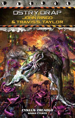 Ringo John, Taylor Travis S.,: Cyklus Zrcadlo 4 - Ostrý dráp