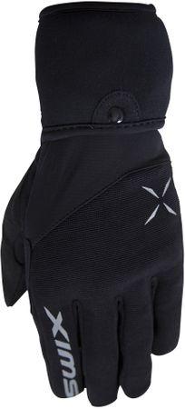 Swix rokavice Atlasx, črne, 10/XL