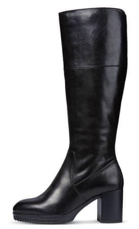 Geox ženske čizme Remigia, 36, crne
