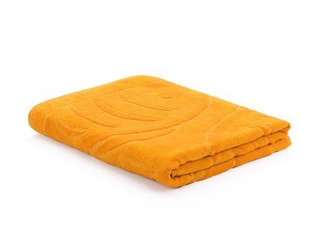 Svilanit brisača za na plažo Onix Fish oranžna