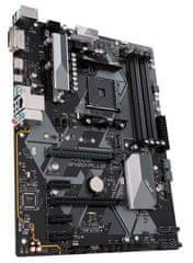Asus osnovna plošča PRIME B450-PLUS, DDR4, USB 3.1 Gen 2, AM4, ATX