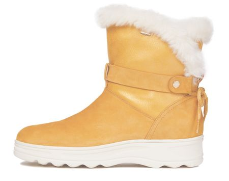 Geox ženski škornji Hosmos B Abx, 36, rumeni