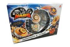 Infinity Nado set vrtavk Nado Split - Warriors / Flame ŠK.35665