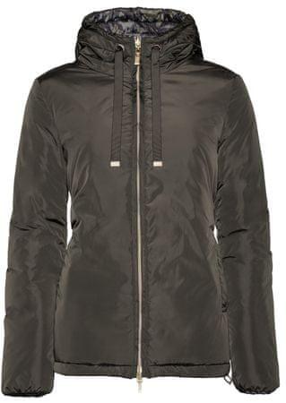 Geox ženska jakna Vivyanne, M, rjava