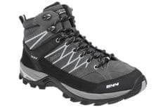 Bennon Outdoorová obuv Picardo High s membránou sivá 36