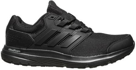 Adidas moški tekaški copati Galaxy 4 M Core Black Core, 41,3
