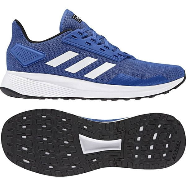 Adidas Duramo 9 Blue Ftwr White Core 41 5c8e60a166