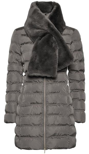 Geox dámský kabát Eliska L šedá