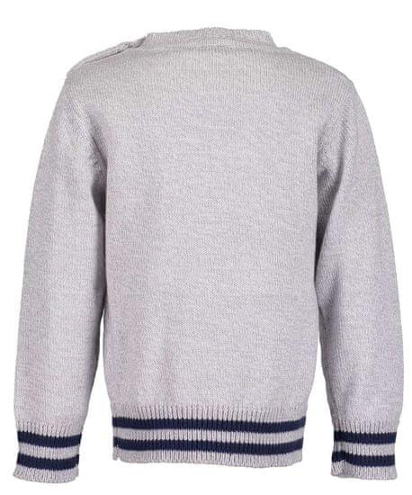 Blue Seven chłopięcy sweter z kotem