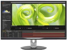 Philips 4K LCD LED monitor 328P6VJEB Brilliance