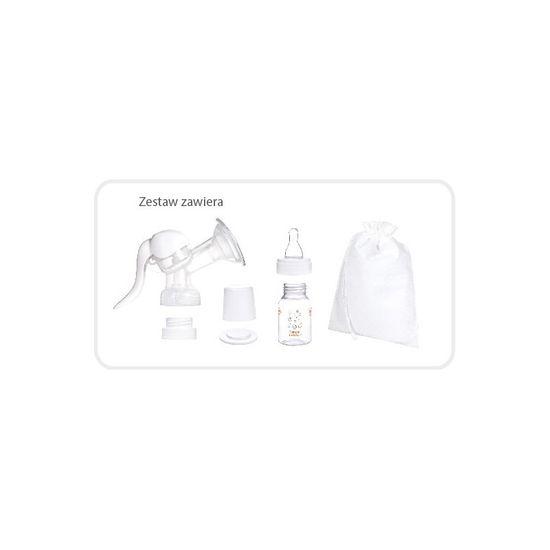 Canpol babies ručna pumpa za majčino mlijeko BASIC