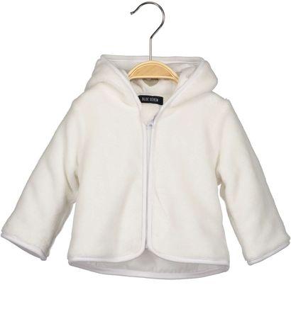 Blue Seven dívčí kabátek 56 biela