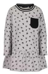 Blue Seven dívčí šaty s hvězdičkami