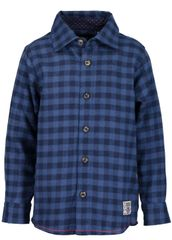 Blue Seven chlapecká kostkovaná košile