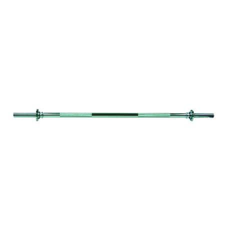 Master vzpěračská tyč rovná - 165 cm