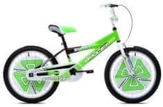 Amulet  Sunny 20 dětské kolo zelené,