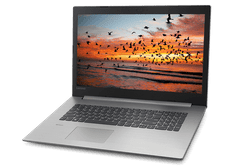 Lenovo prenosnik IdeaPad 330 i3-7020U/8GB/SSD256GB/MX150/17,3HD+/FreeDOS (81DM004GSC)