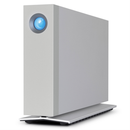LaCie zunanji disk d2 Thunderbolt 3 & USB 3.1 Type C, 6 TB, 7200, Enterprise HDD